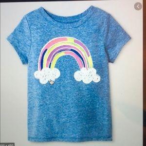 Cat & Jack short sleeve graphic T-shirt